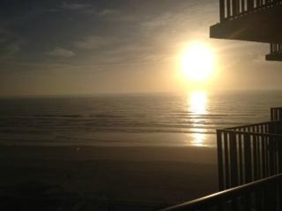 Nautilus Inn: Daytona Sunrise