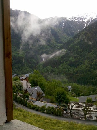 Chalet Morville : Bedroom view