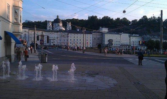 Star Inn Hotel Salzburg Gablerbrau: Just around the corner