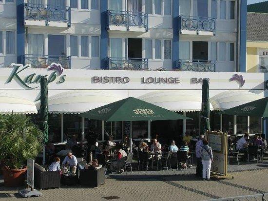 Kamp's Bistro Lounge Bar: Aussenansicht