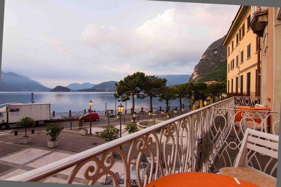 Hotel Garni Corona: View from Room 4
