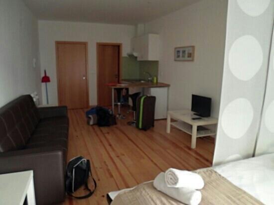 Aparthotel OPorto : studio