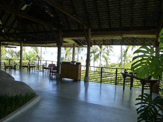 Wellness Reception Picture Of Kamalaya Koh Samui Laem Set - Kamalaya-koh-samui-luxury-spa-resort-in-thailand