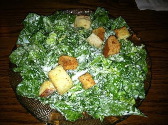 Marblehead Chowder House: Ceasar Salad