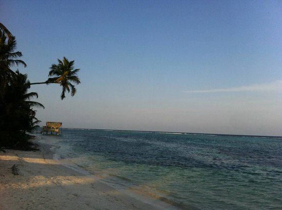 Tranquility Bay Resort: Beach View