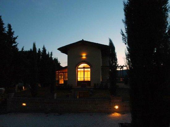 Residenza di Rocca Romana : Villa