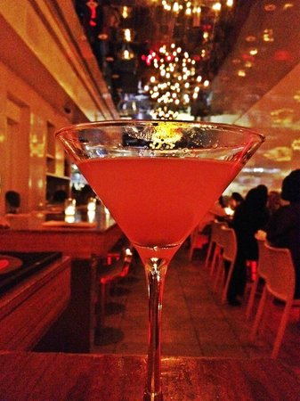 Peep : Martini
