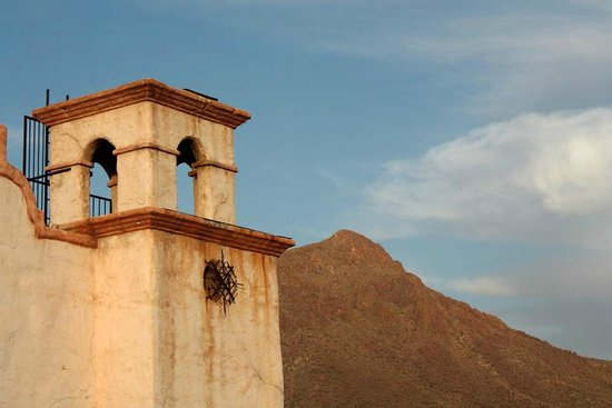 Old Tucson : Building