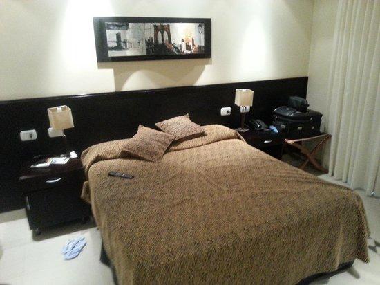 Hotel A&B Internacional: Quarto 209