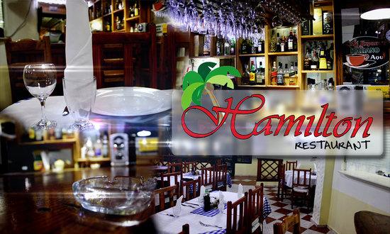 Hotel Hamilton : restaurant