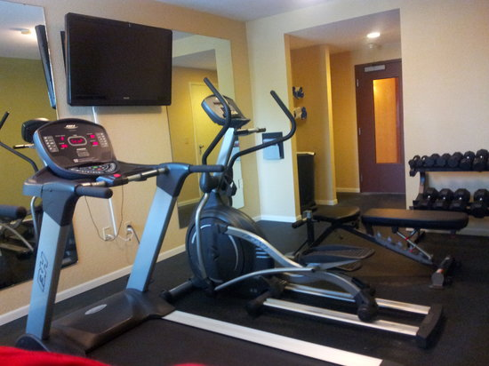 Country Inn & Suites By Carlson, Eagan: Fitness Center