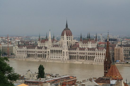 Rubin Wellness & Conference Hotel Budapest : Parlement