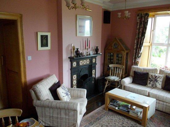 Berry Lodge : Livingroom