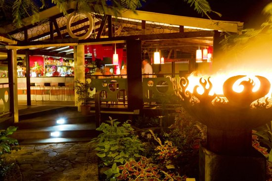 Fire Grill Steak House & Lounge Bar, Gros Islet