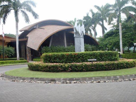 Four Seasons Resort Costa Rica at Peninsula Papagayo : Hotel Entrance