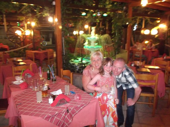 Sunset Taverna: 40th birthday celebrations
