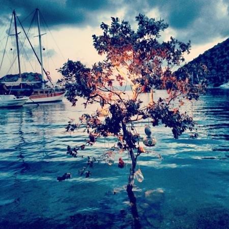 Karafaki: manzarası muhteşem