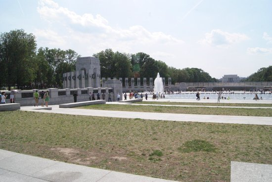 Monumento Nacional de la Segunda Guerra Mundial: World war 2 Memorial