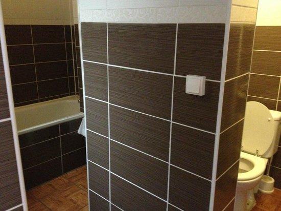 Hotel Le Coq Hardi : Bathroom