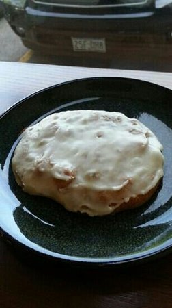 Walnut cinnamon raisin oatmeal cookie - Foto di Alchemy Coffee ...