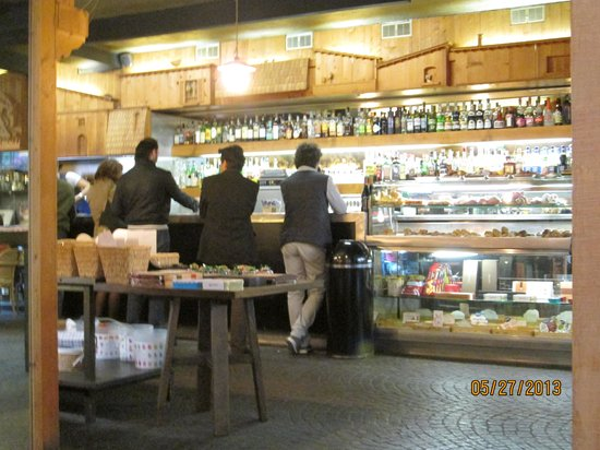 Chef Express: coffee bar