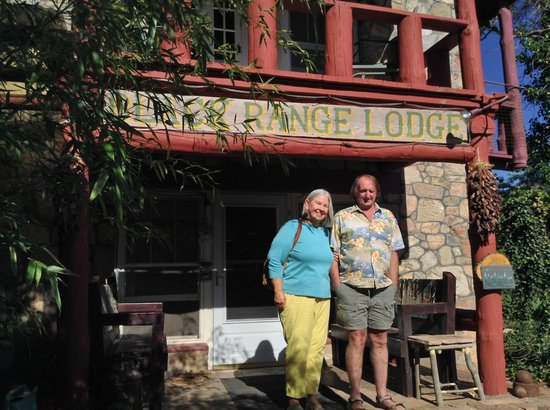 Kingston, NM: Scott and Jana