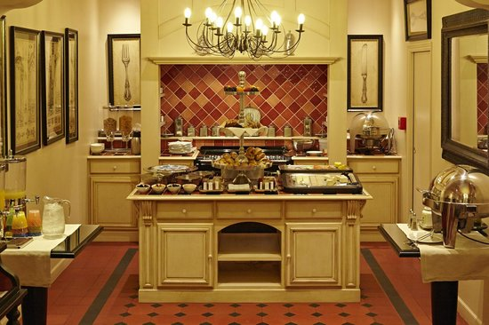 Villa Lara Hotel: Breakfast buffet
