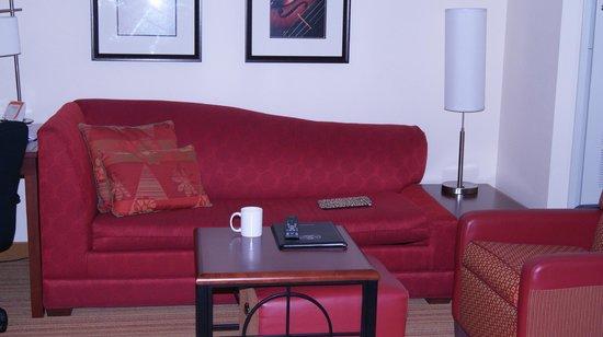 Residence Inn Arlington Courthouse: living space