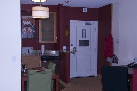 Residence Inn Arlington Courthouse: Kitchen
