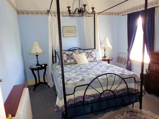 Oak Bay Guest House: Unser Zimmer