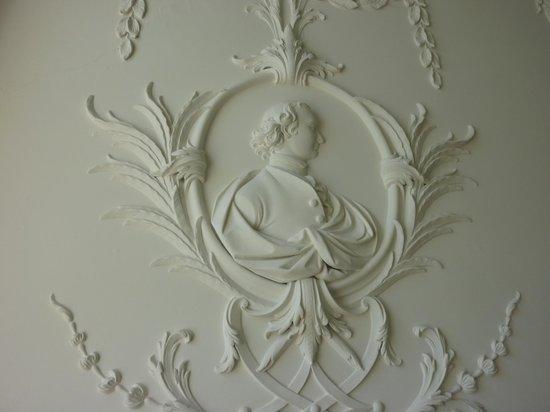 Castletown House: plasterwork