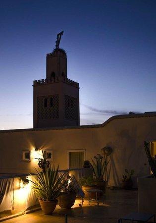 Riad Azoulay : Terrace