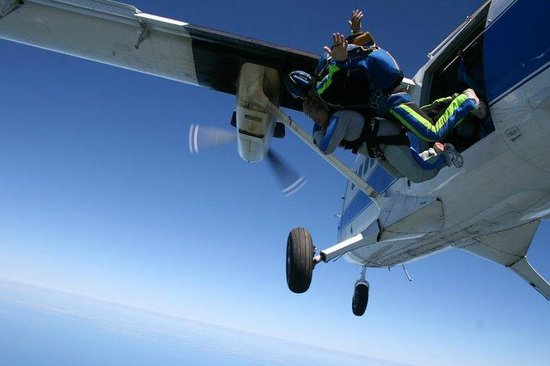 Frontier Skydivers