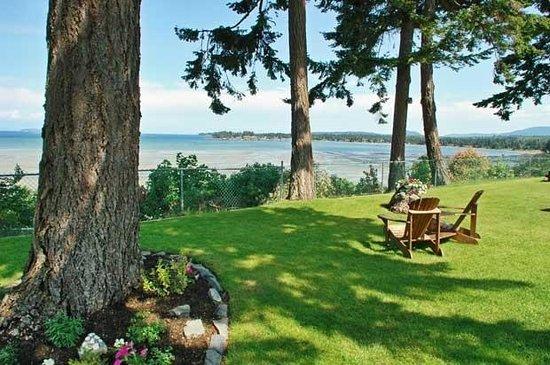 Madrona Beach Resort: View from the Ridge