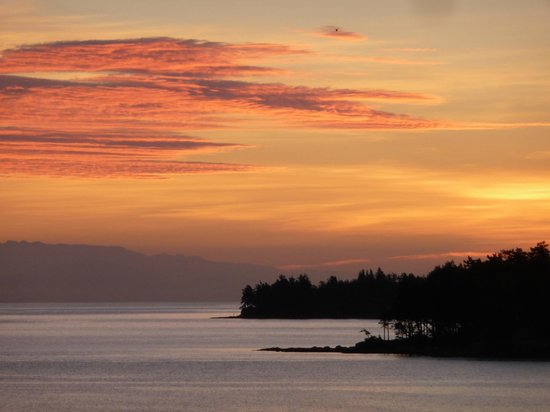 Madrona Beach Resort: Madrona Sunrise