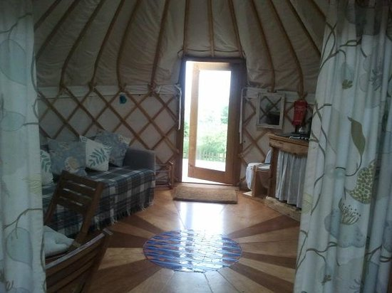 Offas Dyke Yurts