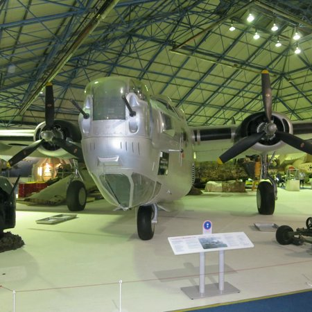 The Royal Air Force Museum London : WW2 Bomber