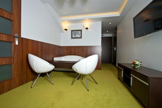 Hotel Wilga: Livingroom