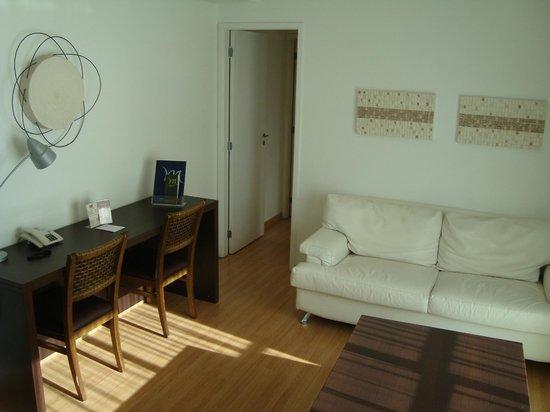 Mercure Rio de Janeiro Arpoador Hotel: My room