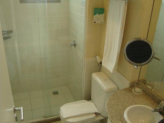 Mercure Rio de Janeiro Arpoador Hotel: Bathroom