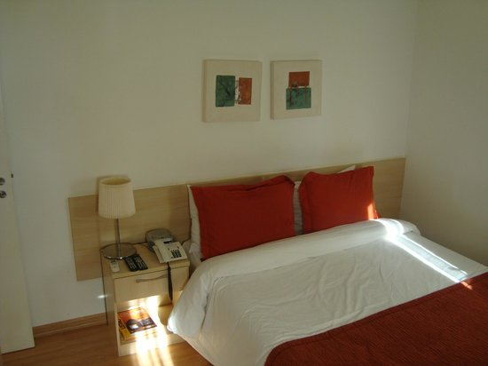 Mercure Rio de Janeiro Arpoador Hotel: My bed