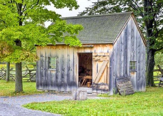 Smith Family Farm: Cooper Shop