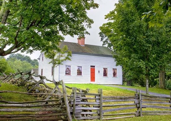 Smith Family Farm: Frame Home