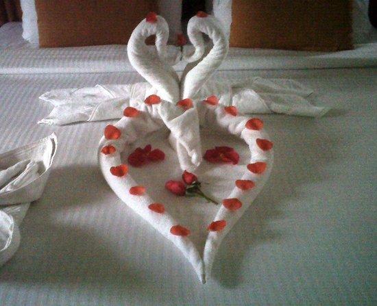 Club Mahindra Dharamshala: 5 star room service