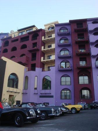 Hotel Santa Tecla Palace: esterno