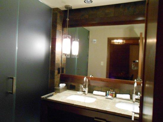 Primland: Bathroom