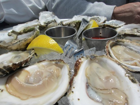 Matunuck Oyster Bar: Juicy and delicious