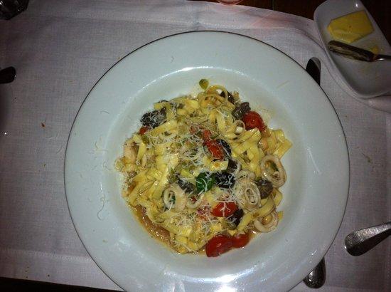 Fasano Restaurante: Pasta