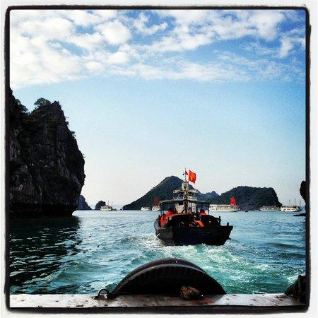 Darian Culbert : Ha Long Bay