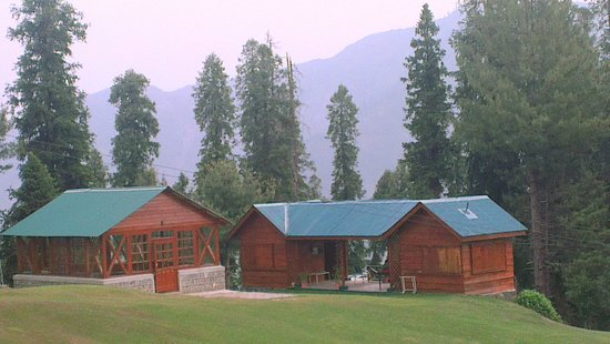 Khyber Pakhtunkhwa Province, Pakistan: green point